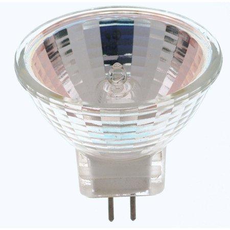 Halogen Narrow Spot Beam - Satco S3194 5W 12V MR11 Narrow Spot halogen light bulb