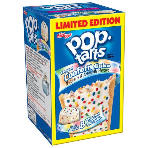 Pop-tarts Pt Confetti Cake 8ct Rotational