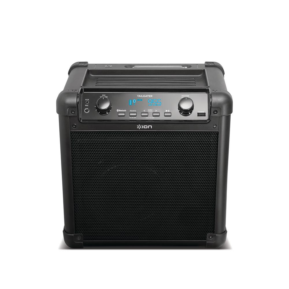 Ion Audio Tailgater 2015 Portable Wireless Speaker System