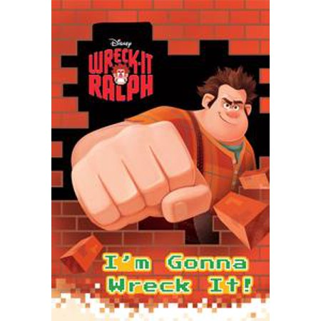 Wreck-It Ralph: I'm Gonna Wreck It! - - Wreck It Ralph Adult Costume
