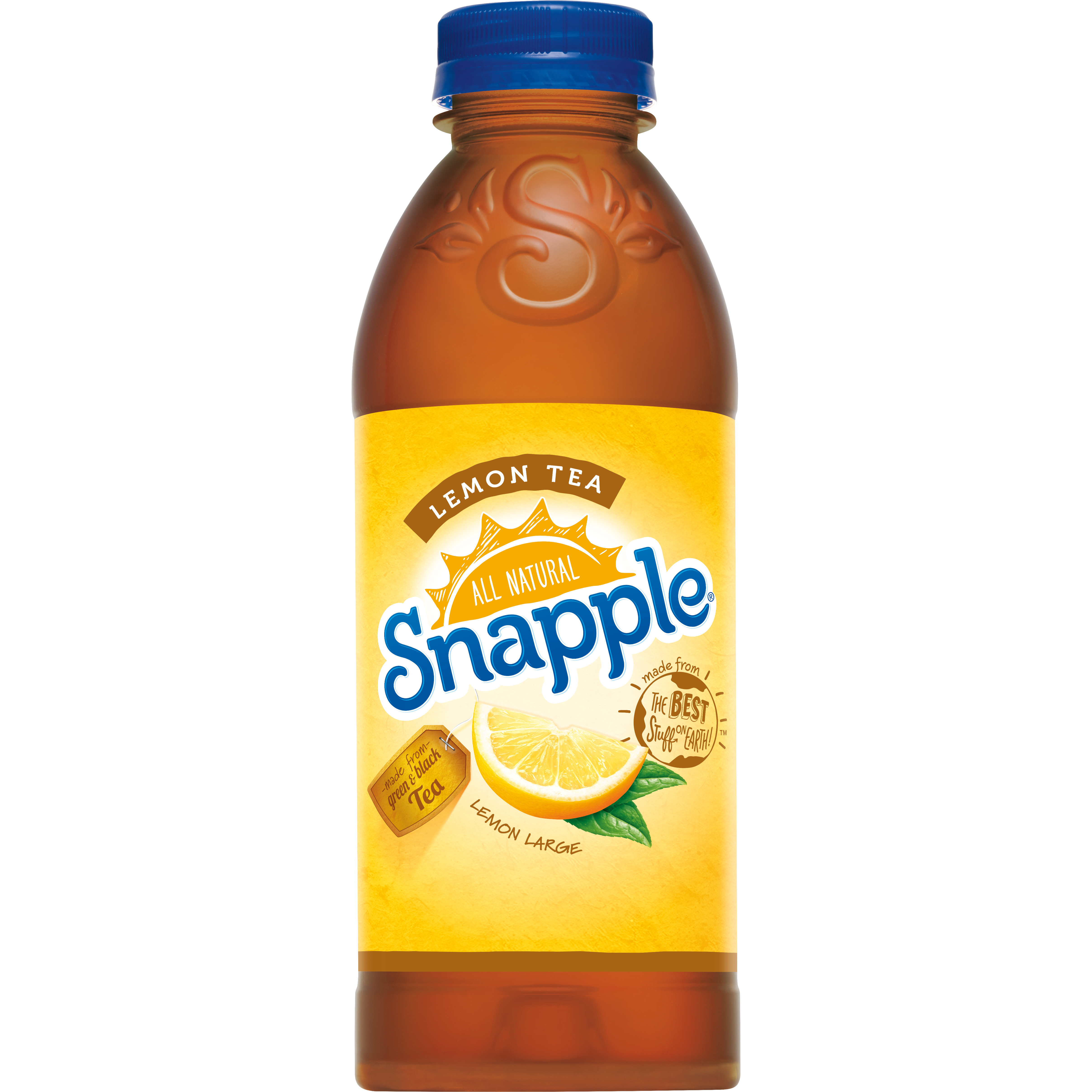 Snapple Lemon Tea, 20 fl oz