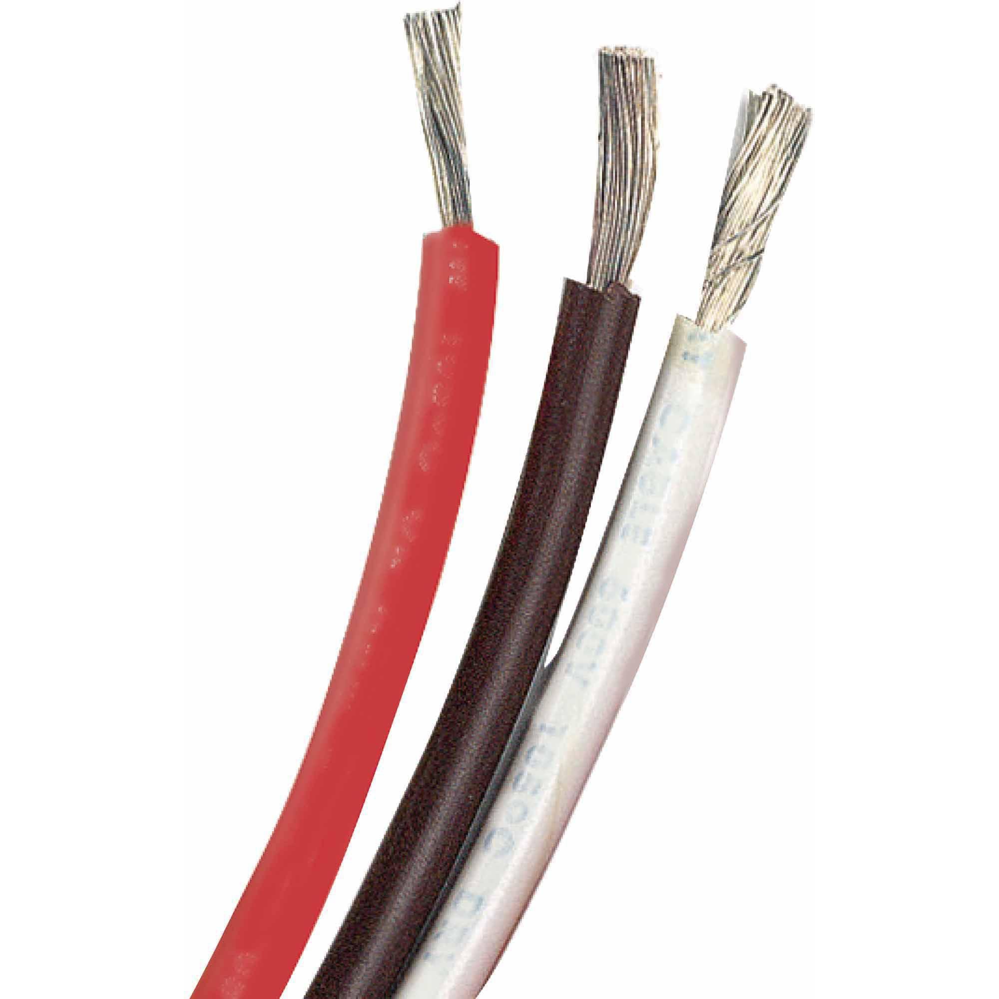 Ancor Marine Grade Tinned Copper Primary Wire, 12 ga