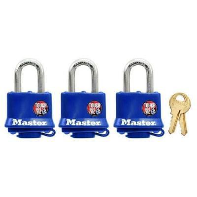 - Weather Proof Cover Model 312 Keyed Alike Padlocks Master Pad Lock 3