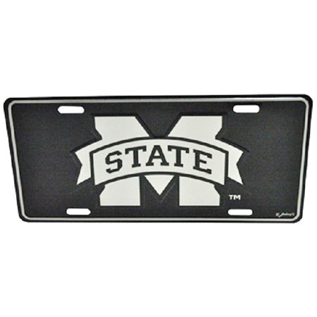 Mississippi State Bulldogs Elite License Plate