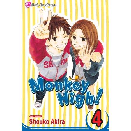 Monkey High!, Vol. 4