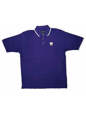 df9e95957 Product Image Washington Huskies Solid Pique Polo Shirt
