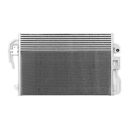 A-C Condenser - Pacific Best Inc For/Fit 3782 Ford Escape Mercury Mariner AT w/Transmission Oil