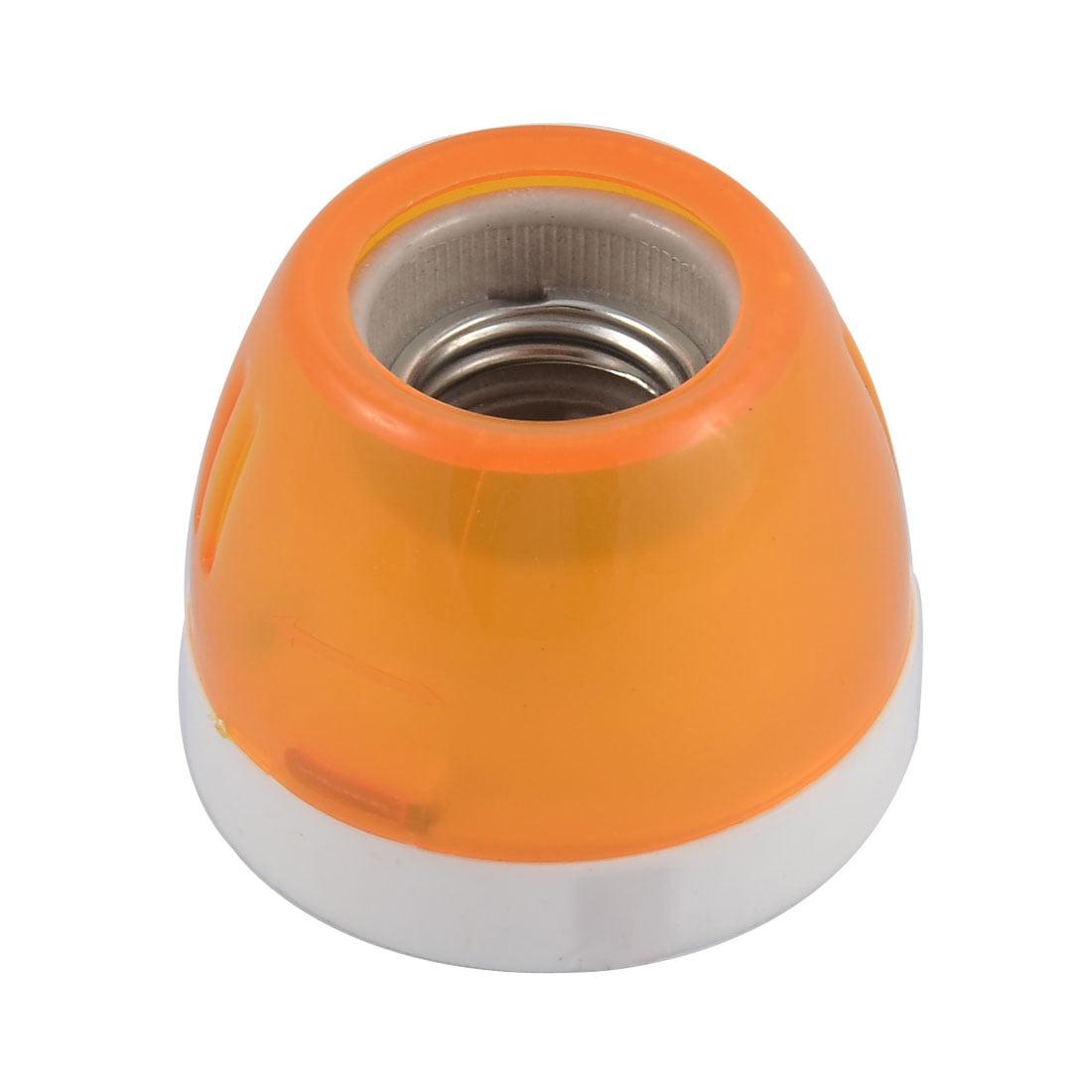 250V 6A E27 Light Bulb Lamp Socket Holder Adapter Convert...