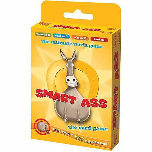 Smart Ass Tuck Box Card Game