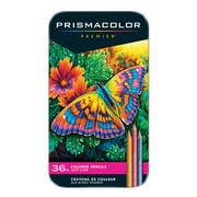 Prismacolor Premier Thick Core Colored Pencil Set, 36 Colors