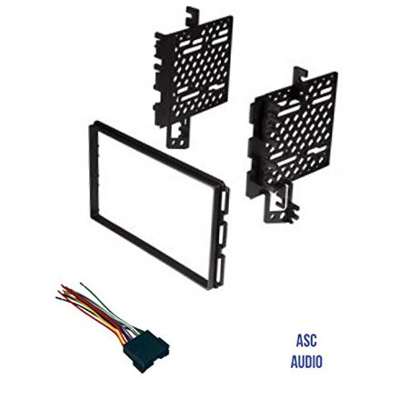 ASC Car Stereo Radio Dash Kit and Wire Harness for ...