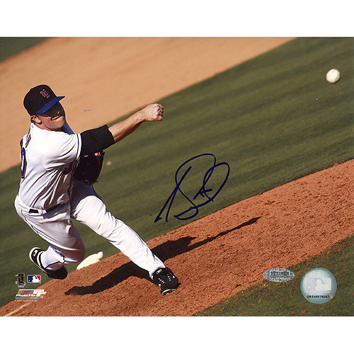 Steiner Sports MLB Joe Smith Horizontal Pitch Autographed