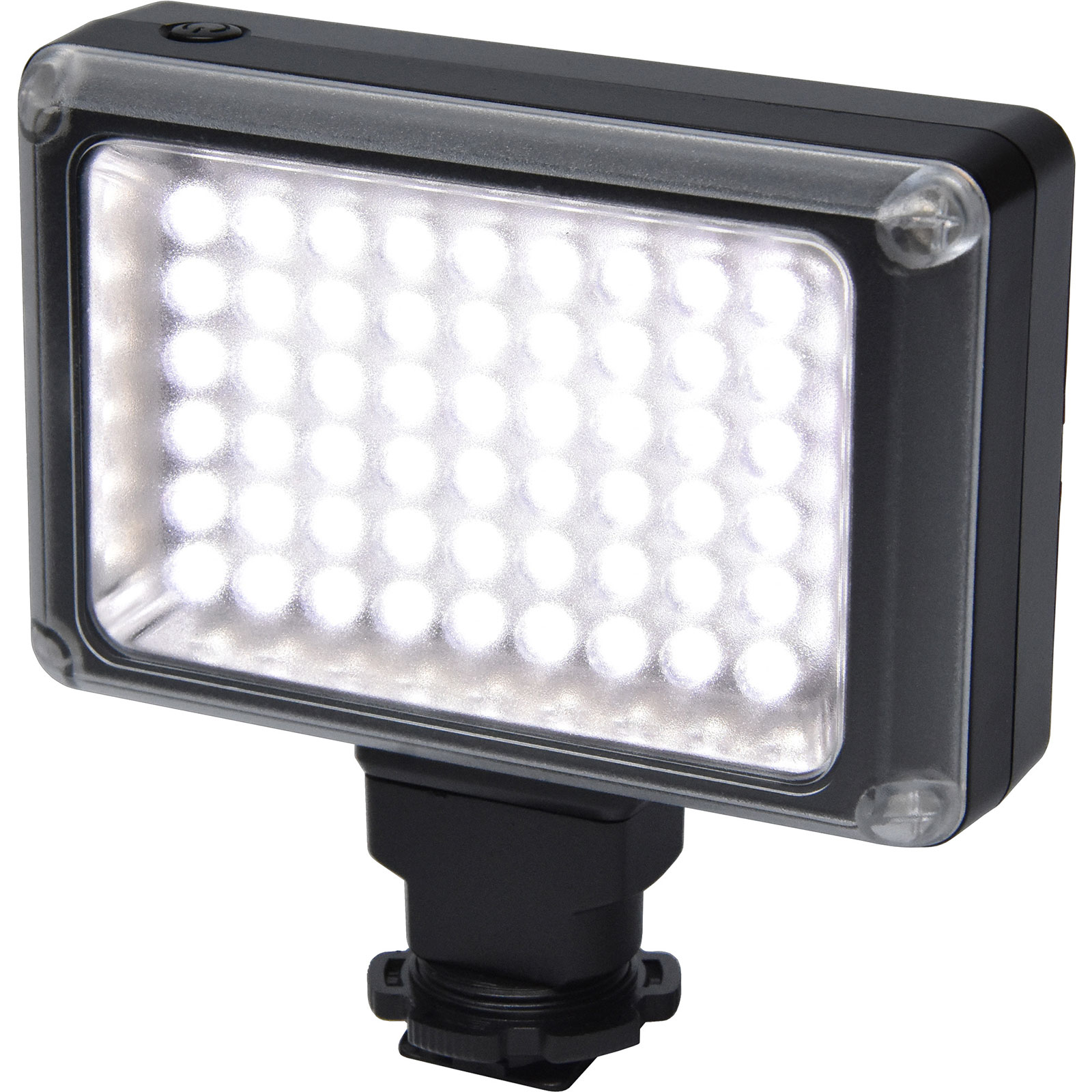 Precision Design Micro LED Video Light + Flash with 2 Diffusers + Bracket