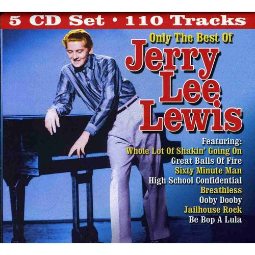 Jerry Lee Lewis - Only the Best of Jerry Lee Lewis [CD]