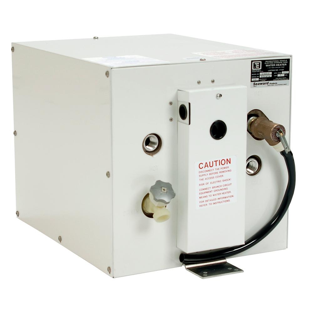 Whale Seaward 6 Gallon Hot Water Heater - White Epoxy - 120V - 1500W [S600EW]