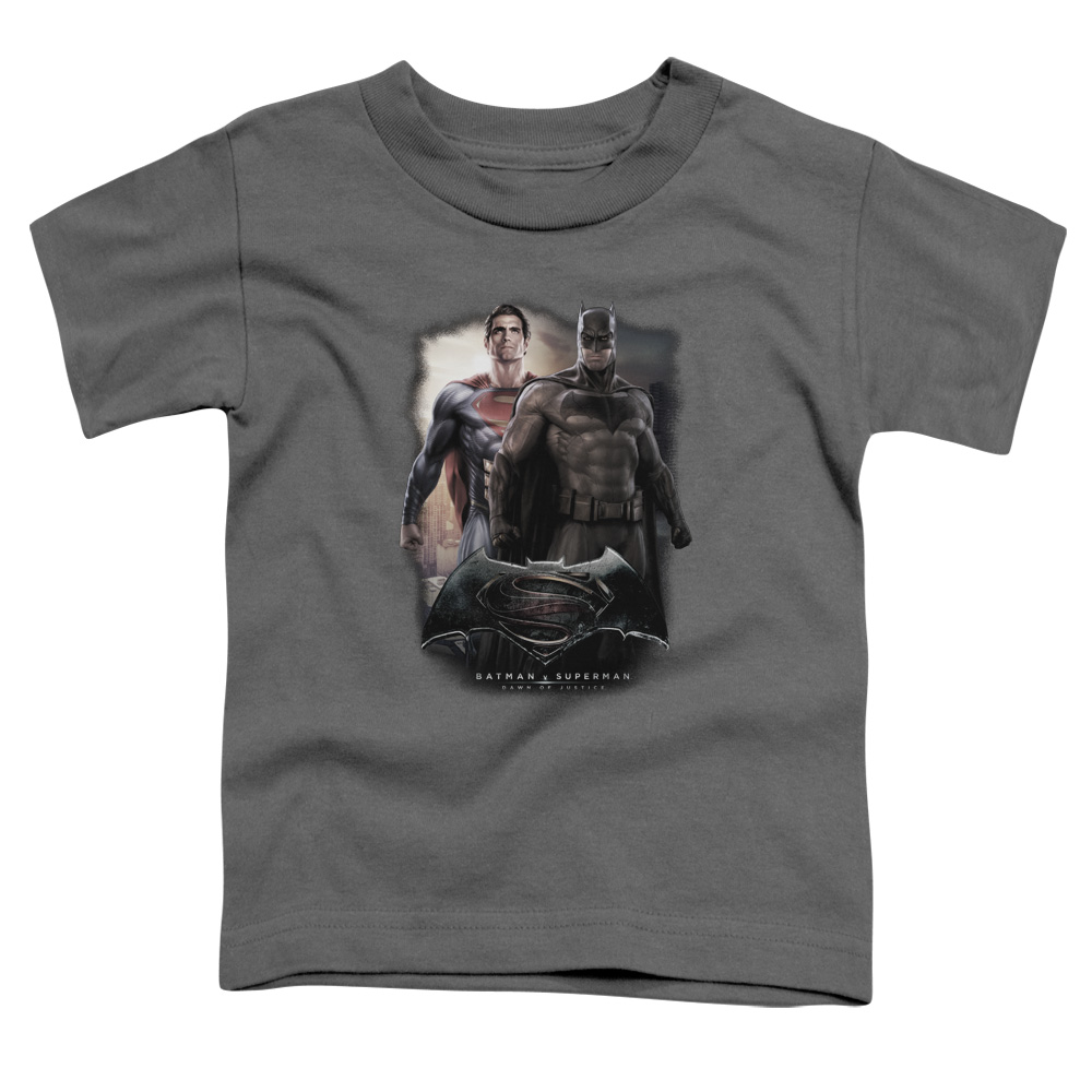 Batman Vs Superman Dawn Little Boys Shirt