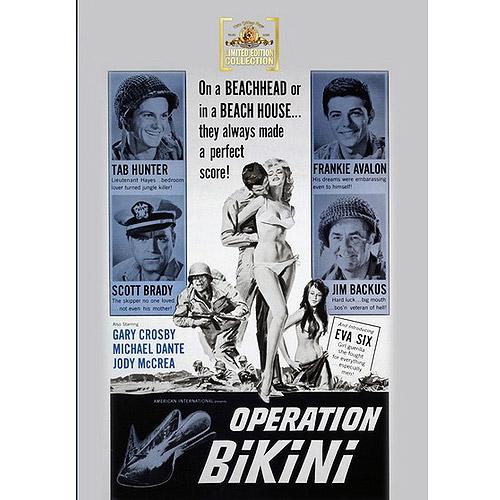 Operation Bikini (Widescreen)