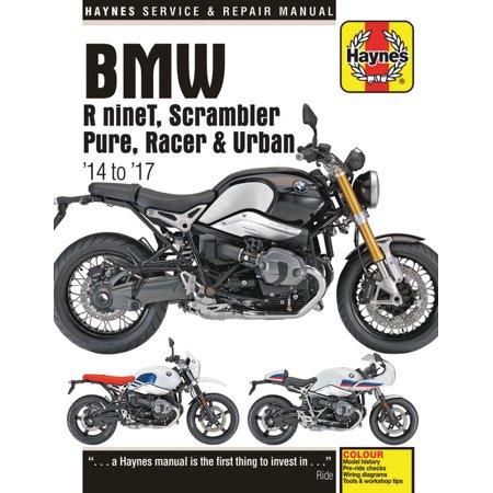 BMW Rninet, '14-'17