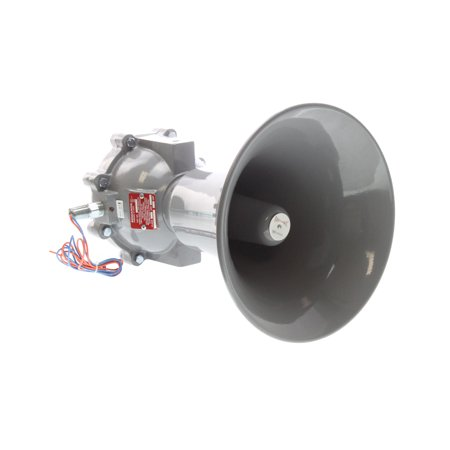 Edwards 5522D-AW Explosion Proof Duotronic Horn For Hazardous Locations, 24VDC (Explosion Proof Horn)