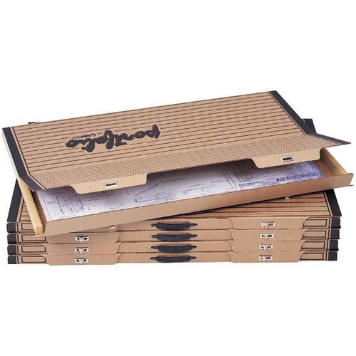 Safco Products Company Art and Drawing Portfolio (Set of 5)