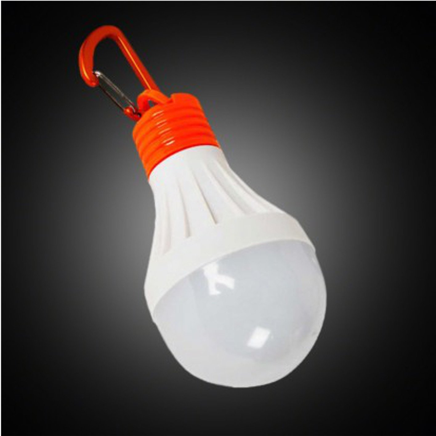 Camping light bulb led portable hanging clip tent eco orb lamp outdoor camping