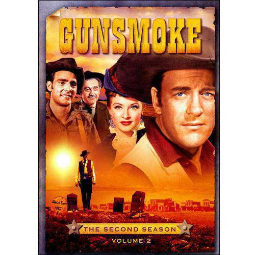 Gunsmoke: The Second Season, Volume Two (Full Frame)
