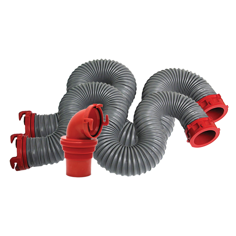 Valterra D04-0475 Viper Sewer Hose Kit - 20'