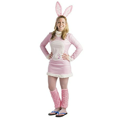 Women's Energizer Bunny Dress Costume - Size Large](Energizer Bunny)