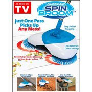 As Seen on TV Hurricane Spin Broom, Wireless by Generic