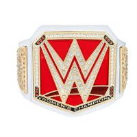 Official WWE Authentic RAW Women's Championship Toy Title Belt Gold