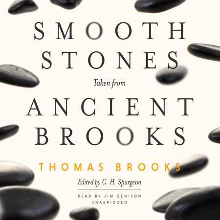 Smooth Stones Taken from Ancient Brooks -