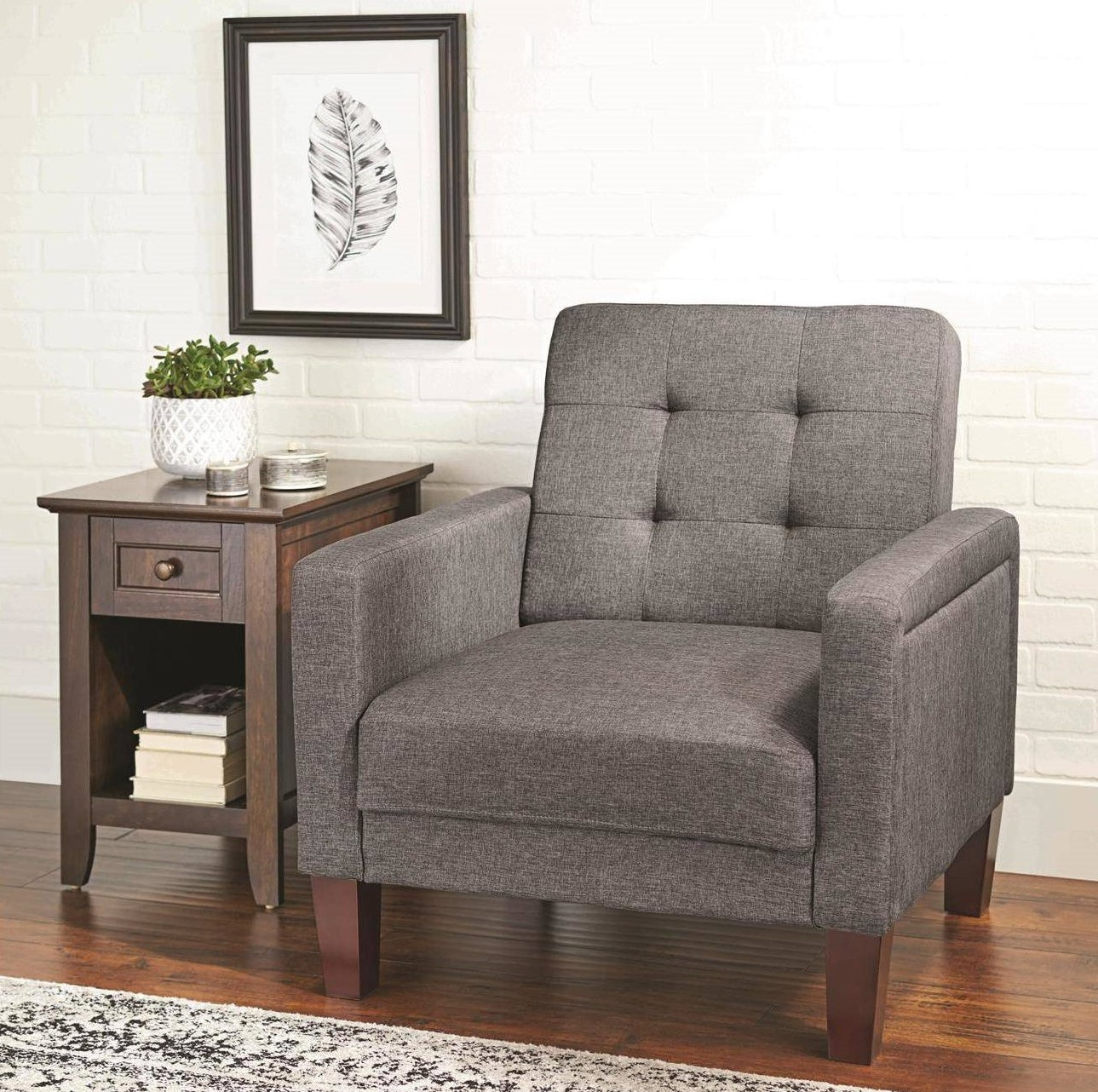 Better Homes & Gardens Porter Chair, Multiple Colors