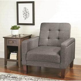 Super Moes Connor Leather Club Chair In Brown Inzonedesignstudio Interior Chair Design Inzonedesignstudiocom