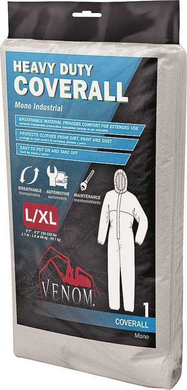 Venom Disposable Coverall by Medline