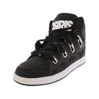 a072e779a4 Product Image Osiris Men's D3H Black / White Ankle-High Fashion Sneaker ...