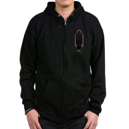 CafePress - Hulk Logo - Zip Hoodie, Classic Hooded Sweatshirt with Metal Zipper - Hulk Hoodie