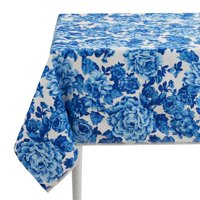 """The Pioneer Woman Heritage Floral Tablecloth, 60"""" x 84"""", Multiple Sizes"""