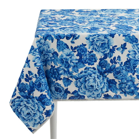 Halloween Tablecloths 60 X 120 (The Pioneer Woman Heritage Floral Tablecloth, 60