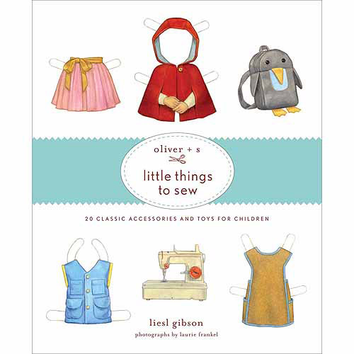 Stewart Tabori & Chang Books-Oliver + S Little Things To Sew