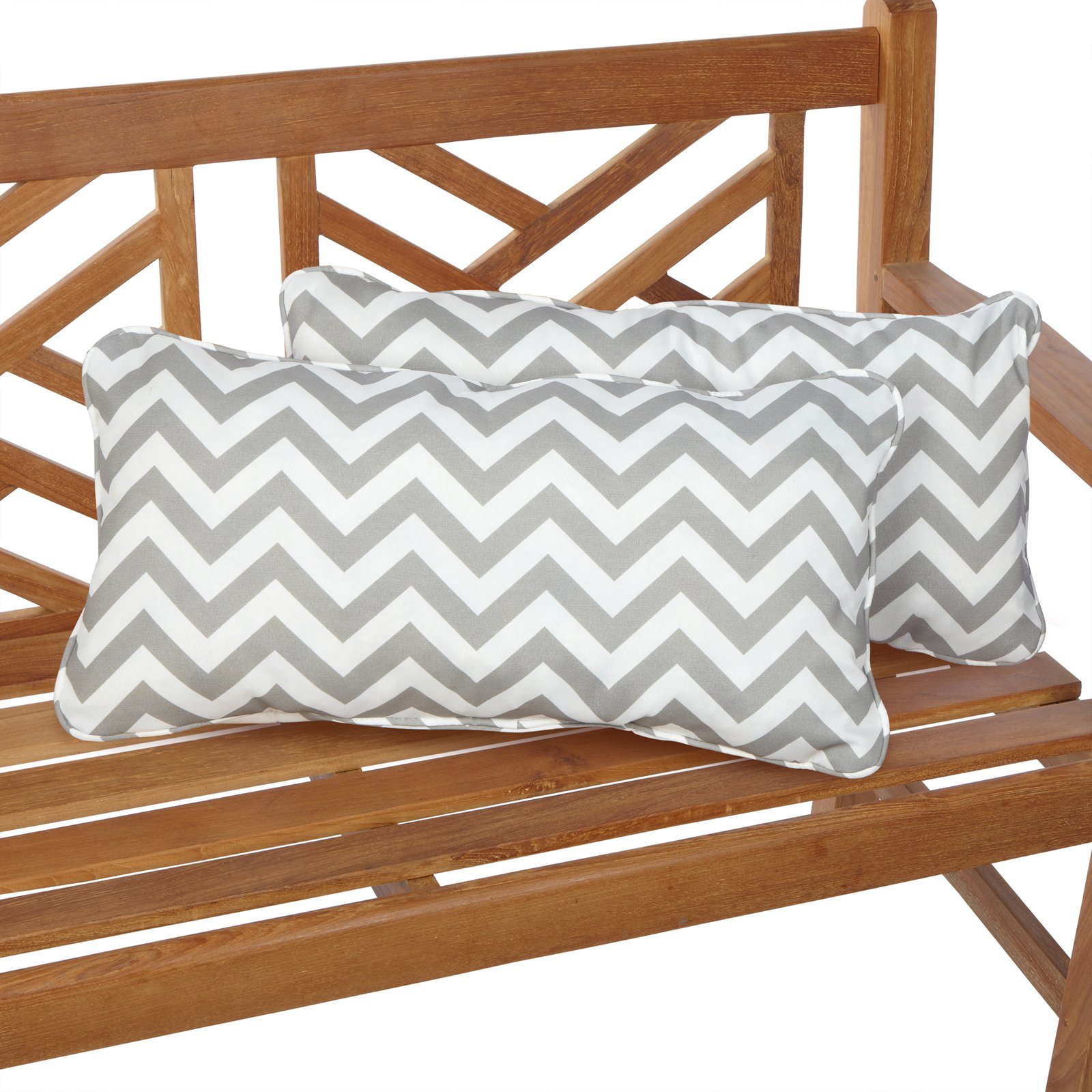 Mozaic Company Chloe Corded Indoor/Outdoor Pillow - Set of 2