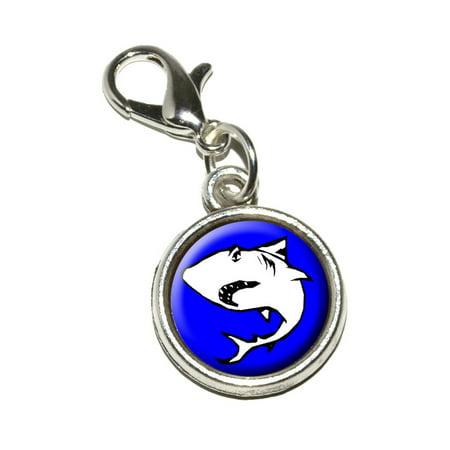 Shark Bracelet Charm - Shark Tooth Bracelet