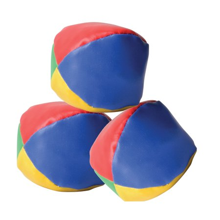 3 Pack Juggling Balls Juggling Bean Bag Set 2 1/2 Inch Diameter