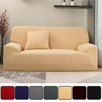 Magnificent Yellow Couch Covers Walmart Com Short Links Chair Design For Home Short Linksinfo