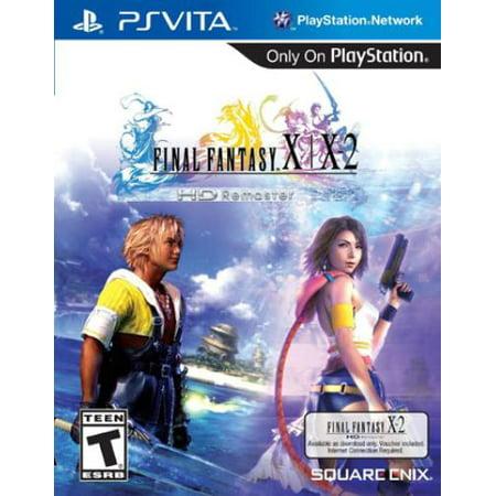 Final Fantasy X & X-2 Remaster [x Disc/x-2 Dlc][replen] (Square (Final Fantasy X X2 Hd Remaster Release Date)
