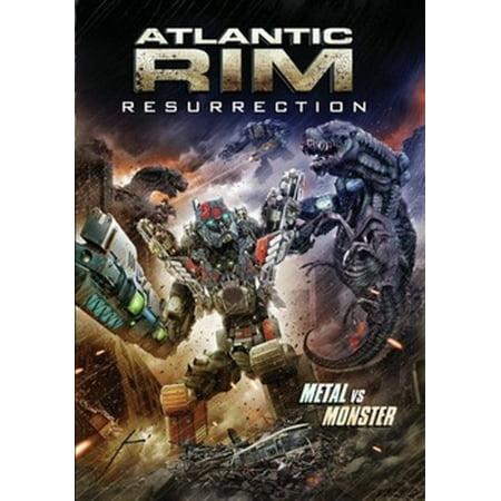 Atlantic Rim: Resurrection (DVD) (Atlantic City Movie)