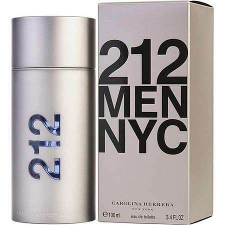 212 by Carolina Herrera - EDT SPRAY 3.4 OZ - MEN