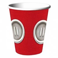 Mickey Mouse 9oz Cups (8 Pack)