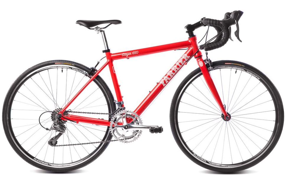 """Farrier Bicycles Stayer 650c 44cm   17.5"""" Youth Kid's Road Bike Shimano 8s New by"""