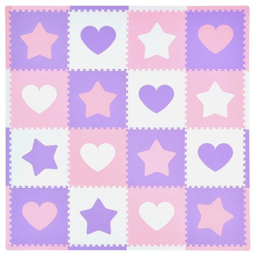 Tadpoles Tadpoles Classic Hearts Playmat Set