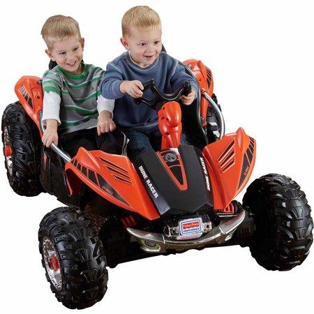 Power Wheels Dune Racer 12-Volt Battery-Powered Ride-On ...